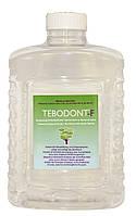 Ополаскиватель полости рта TEBODONT-F с фторидом для диспенсера Wild-Pharma, 1500 мл, вкл. 120 стаканчиков