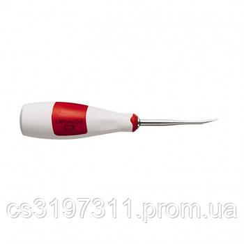 Елеватор стоматологічний вигнутий, 3 мм LM 814430