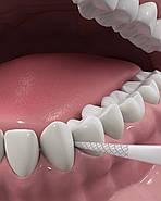 """Флосс-зубочистки """"Тройное очищение"""" DenTek, 75 шт., фото 4"""