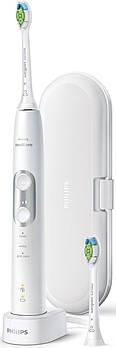 Звуковая зубная щетка Philips Sonicare ProtectiveClean 6100 White HX6877/29