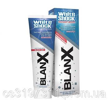 Зубна паста Blanx White Shock, 75 мл