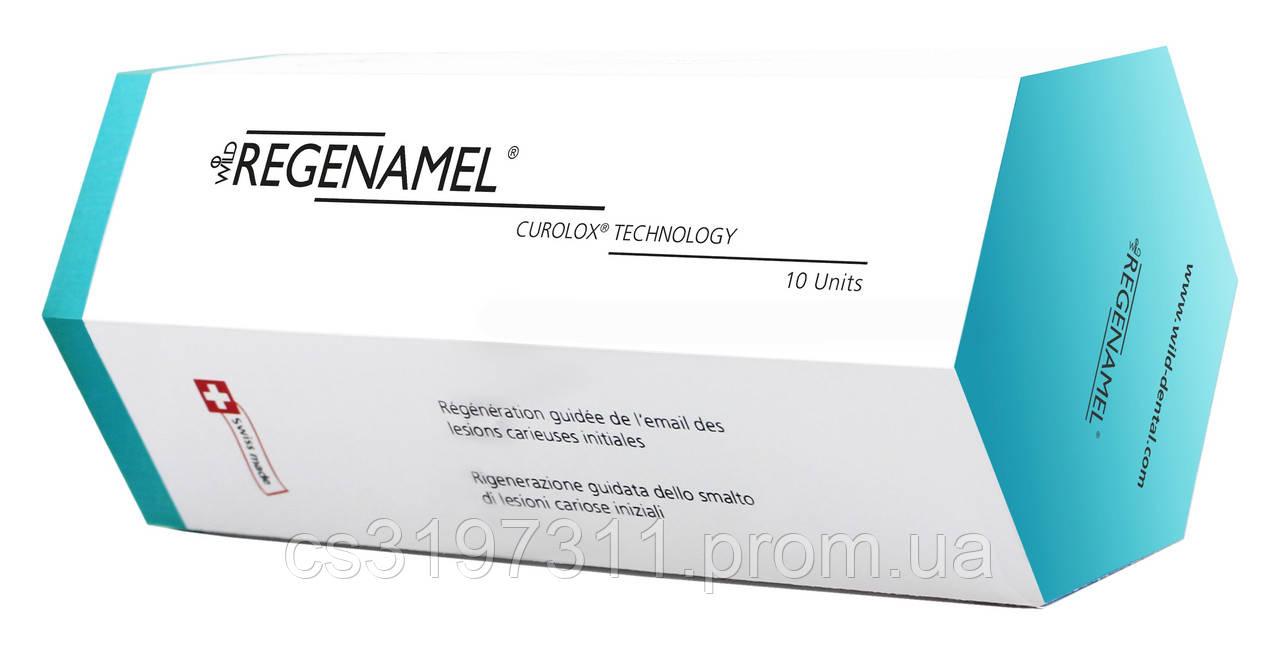 Средство для регенерации эмали зубов при поражении кариесом Regenamel, 10 шт.