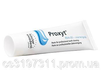 Паста для полірування та реставрації зубів PROXYT COARSE RDA 83 (грубозерниста, синя), 55 мл (579868)