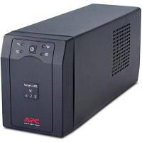 Источник бесперебойного питания Smart-UPS SC 620VA APC (SC620I)