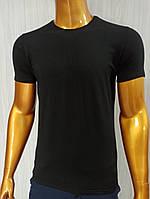 Мужская футболка MSY. 42636-8182(ч). Размеры: M,L,XL,XXL., фото 1
