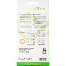 Защитное стекло Optima 3D Full Glue для Huawei P40 Lite E Black