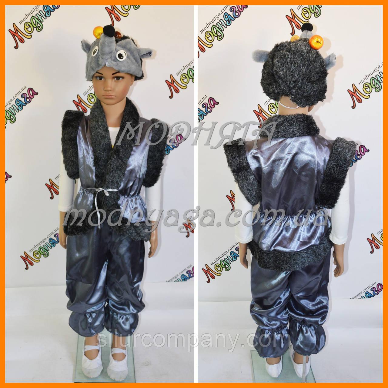 Карнавальные детские костюмы | Костюм Ежика для мальчика ... - photo#1