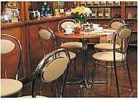Стул TIZIANO CHROME (Тизиано хром, барный, кухонный стул) ТМ Новый Стиль