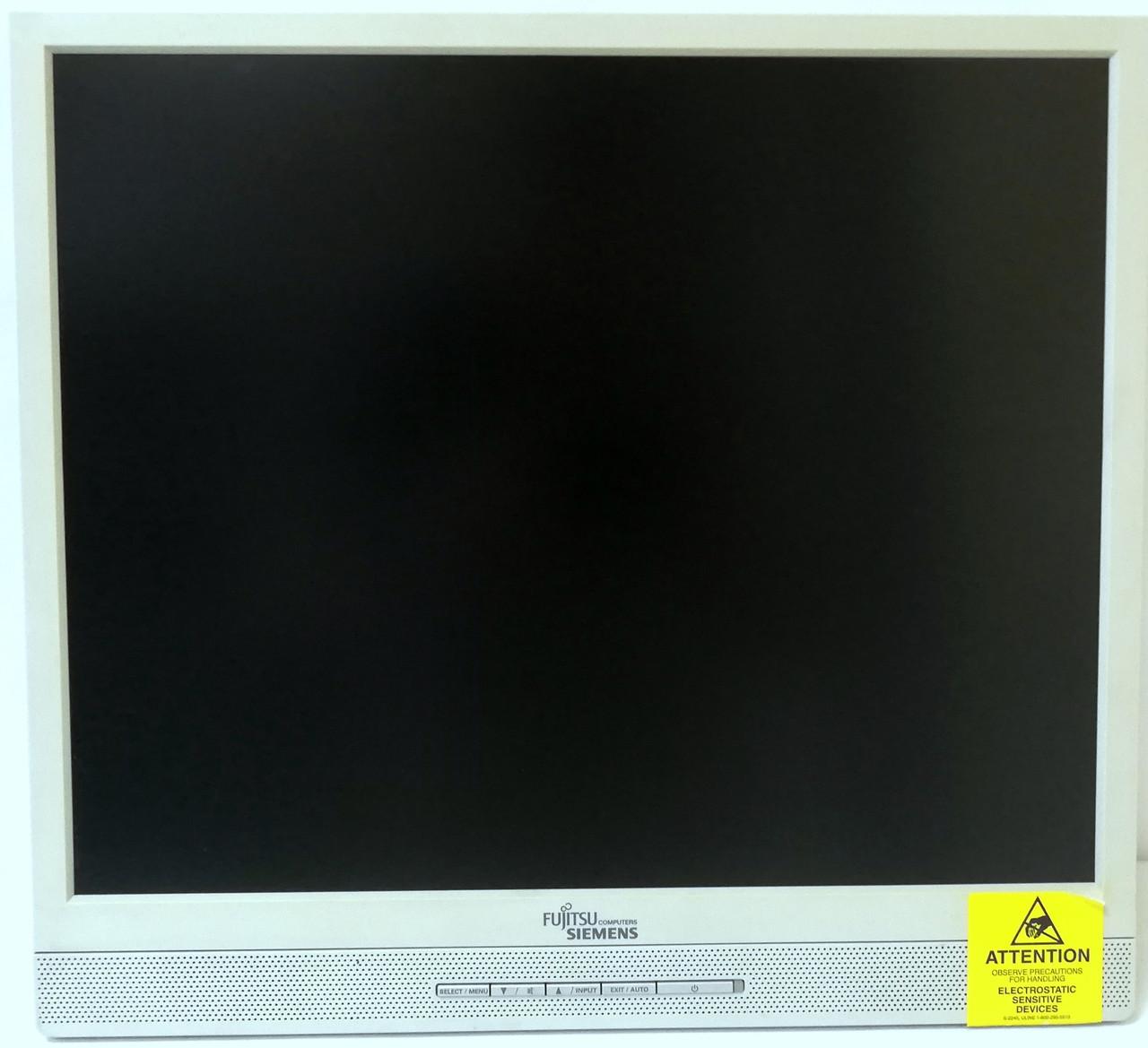 "Монитор Fujitsu Siemens Scenicview P19-2 19"" (S26361-K983-V150) TFT PVA 1280x1024 DVI VGA Б/У Под сервис"