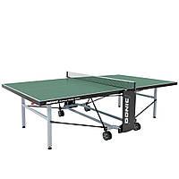 Теннисный стол Donic Outdoor Roller 1000 (зелёный)