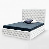 Кровать двуспальная с мягким изголовьем и подъемным механизмом Дианора SF-47-DN MiroMark