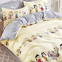 Подростковое постельное белье Сатин Вилюта 406