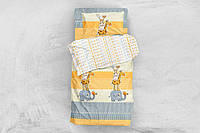 Комплект постельного белья Пирамидка, ранфорс