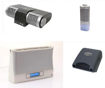 Очисники-іонізатори, зволожувачі повітря, кліматичні комплекси