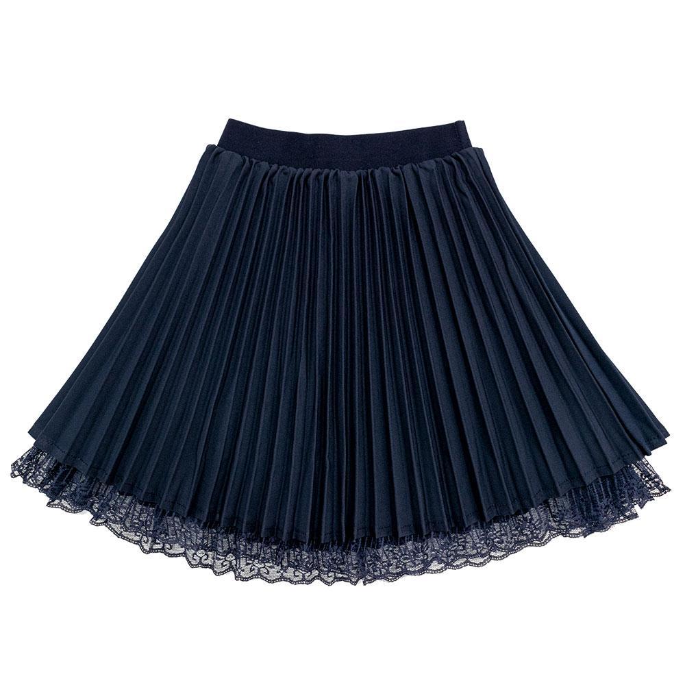 Юбка для девочек Deloras Китай 140  синяя 981050