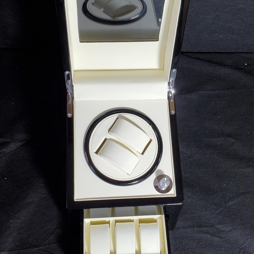 Ротомат Германия,шкатулка для автоподзавода часов,тайммувер