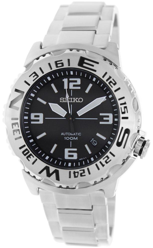 Мужские часы Seiko SRP441K1  Superior Automatic Black