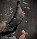 Бананка Philipp Plein серая змейка пластик, фото 3