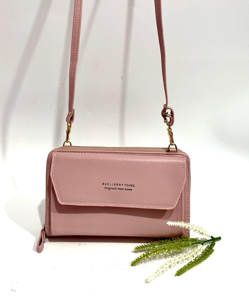 Женская сумочка-кошелек