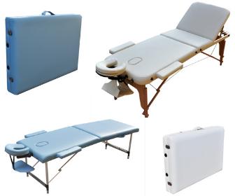 Массажные столы и косметологические кушетки