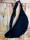 Бананка текстиль синяя принт Mickey Mouse, фото 2