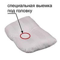 """Ортопедическая подушка для новорожденных """"Тюльпанчик"""" ТМ БиоПодушка"""