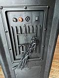 Комплекту активної акустики RB-888 /Usb/Радіо/Bluetooth Пара, фото 5