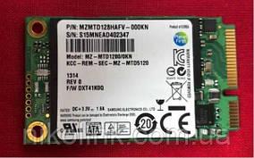 SSD Samsung PM841 128GB mSATAII (MZ-MTD1280/0KN), б/у