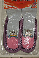 Детские носки чешки-пинетки для девочек  Венгрия 21-32 р