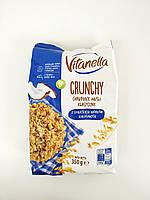 Мюсли классические с добавлением сушеного кокоса Vitanella Crunchy 350 г (Польша), фото 1