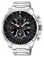 Мужские часы  Seiko SNAD05P Flightmaster Chronograph Alarm