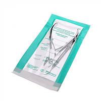 Комбинированные пакеты 100*200 мм Медтест для стерилизации (100 шт/уп)