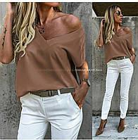 Нарядная женская блузка с 42 по 60 р. /р15367, фото 1