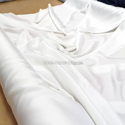 Ткань шелк армани молочный, фото 2