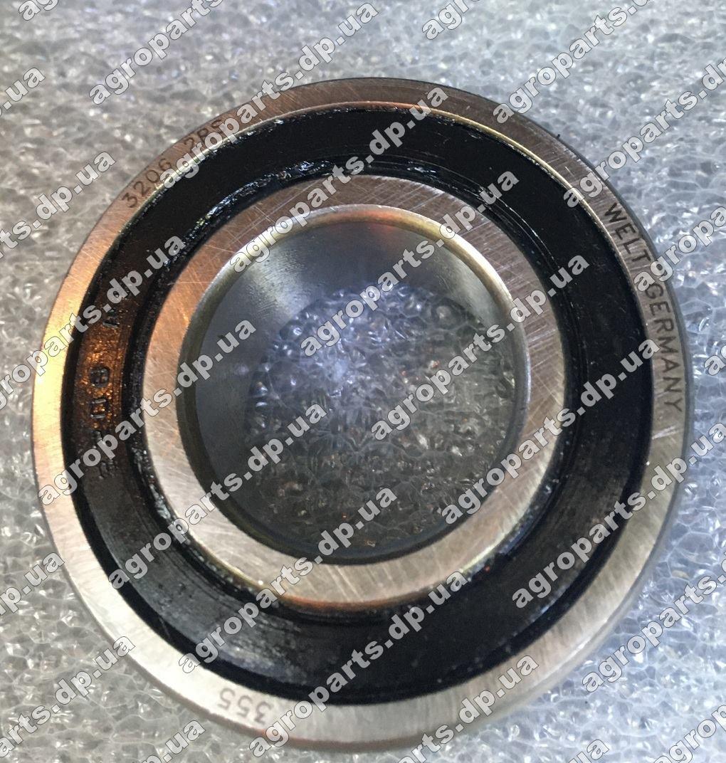 Подшипник 3206-2RS редуктора az41664 запчасти для Джон Дир 5206 -2RS  Ball Bearing