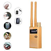 Детектор прослушки, беспроводных камер, активных жучков, 1 МГц - 8 ГГц + отдельный GSM канал Scanner G319A