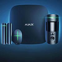 Стартовый комплект системы безопасности с фотоверификацией тревог StarterKit Cam (Black)
