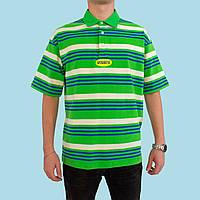 Футболка Polo World Green (XS-XL)