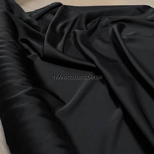 Шовк армані чорний