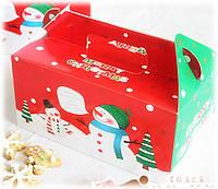 """Коробка """"Новогодняя""""  2-5 изделий"""