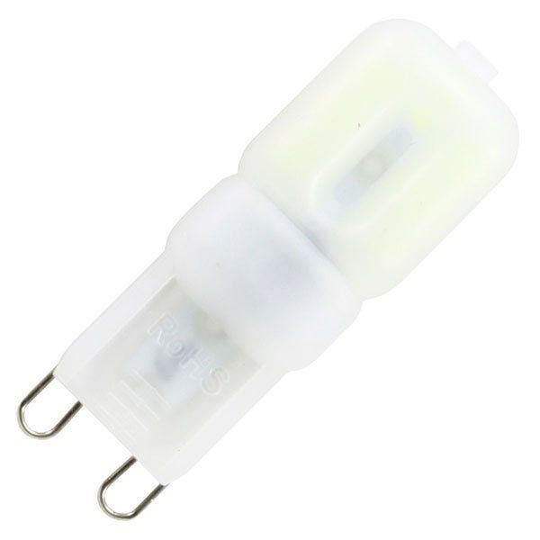 Світлодіодна лампа G9 3W 2835 PC 4500K AC220 Biom