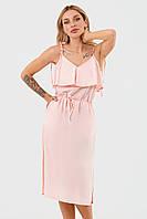Повсякденне жіноче плаття Janice, рожеве