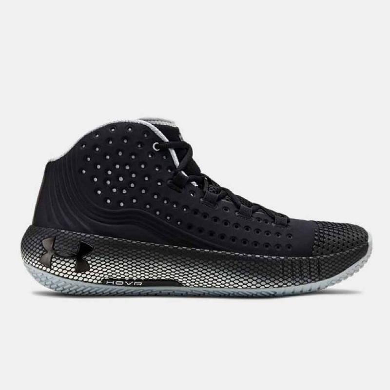 Оригинальные черные баскетбольные кроссовки Under Armour UA HOVR Havoc 2 3022050-002