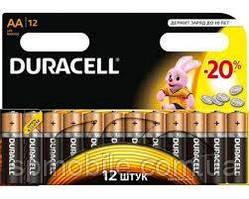 Батарейка DURACELL AA(R6) Alkaline BLI 12 (за 1шт)