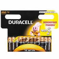 Батарейка DURACELL AAA(R3) Alkaline BLI 12 (за 1шт)