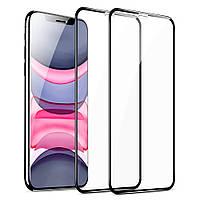 Защитное стекло ESR для iPhone 11 / XR Screen Shield 3D, 2 шт (3C03196130101)