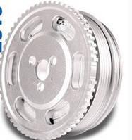 Шкив коленвала Fiat Doblo 1.4 для автомобилей с кондиционером