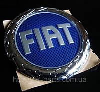 Эмблема задняя Fiat Doblo для автомобилей до 2005 года