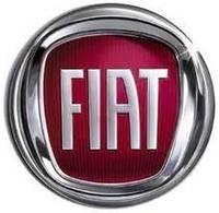 Эмблема задняя Fiat Doblo для автомобилей после 2005 года