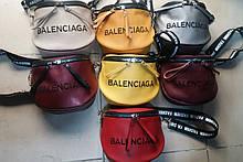 Женская Сумочка  клатч сумка Balenciaga баленсиага через плечо кож.зам.
